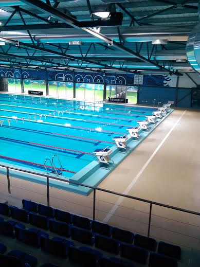 Ora a est a renovada piscina de campanh etc e tal for Piscina municipal pinto