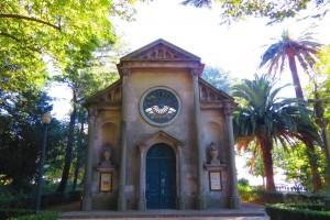 Capela do rei Carlos Alberto (exterior)