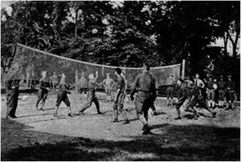 voleibol - antigo