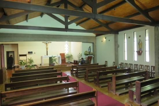 Capela da Nossa Senhora do Calvário (interior)