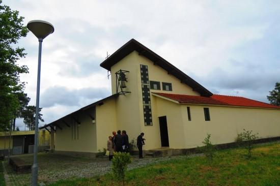 Capela da Nossa Senhora do Calvário (exterior)