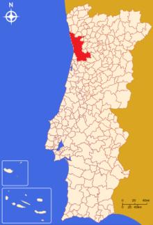 """mapa da area metropolitana do porto ÁREA METROPOLITANA DO PORTO """"VIROU"""" ROSEIRAL! PS REGRESSA À  mapa da area metropolitana do porto"""