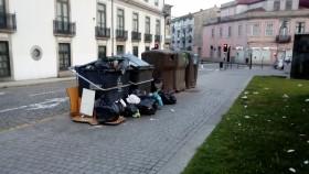 lixo - heroismo - eu