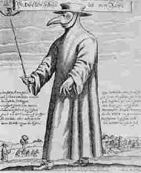Físico-médico do tempo da peste