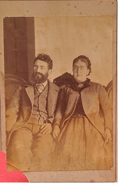 Ricardo Jorge e Leonor Maria dos Santos