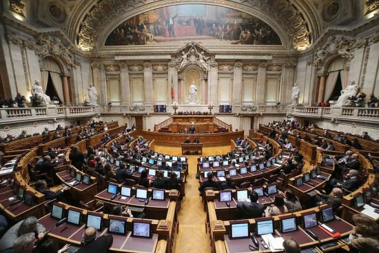 assembleia republica - hemiciclo