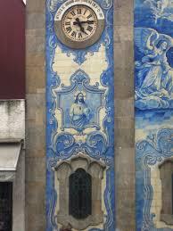 Azulejos da igreja do Carvalhido
