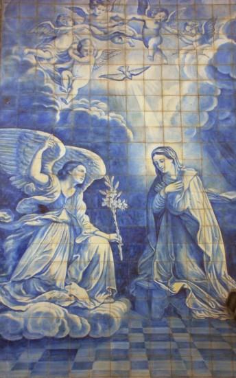 Azulejos ca capela do Carvalhido