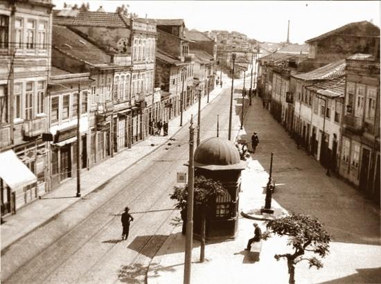 O Carvalhido nos inícios do século XX
