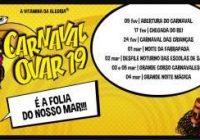 """Carnaval de Ovar continua a surpreender com o seu """"Cartaz da Folia"""" na promoção turística da região…"""