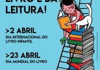"""""""Festa do Livro e da Leitura"""" será celebrada durante o mês de abril em Ponte de Lima"""