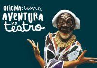 """De 8 a 12 de Abril, o Cendrev propõe """"Uma Aventura no Teatro""""- Oficina para o público dos 6 aos 10 anos"""