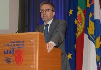 """CARLOS MOEDAS (COMISSÁRIO EUROPEU) PRESENTE NAS COMEMORAÇÕES DO 33.º ANIVERSÁRIO DA """"UTAD"""""""