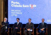 """PORTO LIDERA COMPROMISSO """"CIDADE SEM SIDA"""" JUNTAMENTE COM DIVERSAS INSTITUIÇÕES"""