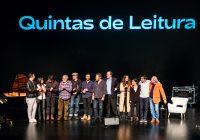 """""""QUINTAS DE LEITURA"""" CELEBRARAM 18 ANOS DE ATIVIDADE NA PRESENÇA DE GENTE ILUSTRE"""