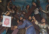 OVAR – CELEBRAÇÕES QUARESMAIS RECOLHERAM AS PROCISSÕES NUM PROFUNDO SILÊNCIO