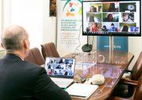 """Institutos Nacionais de Saúde Pública da Comunidade dos Países de Língua Portuguesa debatem """"atenção primária"""" em contexto Covid-19"""