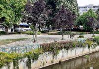 Ovar – Jardim do Cáster com sinais de degradação apresenta-se em estado de abandono