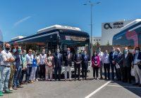 Transportes Urbanos de Braga (TUB) reforçam frota com sete viaturas de propulsão cem por cento elétrica