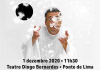 """Hoje, há Teatro para Bebés, no """"Diogo Bernardes"""", em Ponte de Lima, pela """"Estação das Letras""""…"""