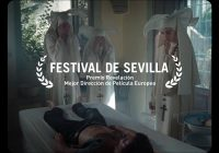 """""""Um Fio de Baba Escarlate"""", de Carlos Conceição, galardoado no Festival de Cinema de Sevilha"""