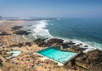 """Matosinhos – """"Piscina das Marés"""", em Leça da Palmeira, já poderá ser visitada em maio"""