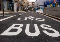 Ruas da Formosa e de Alexandre Braga abertas à circulação de transporte público