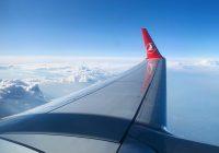 """Turkish Airlines"" retoma voos para o Porto"