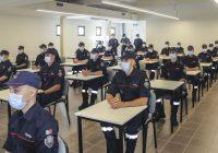 Batalhão de Sapadores Bombeiros recebe 40 novos recrutas