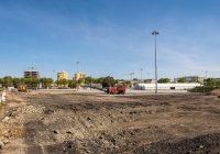 Queimódromo ganha área verde e perde alcatrão com a expansão do Parque da Cidade
