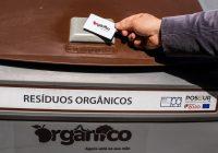 Alargada a recolha de resíduos orgânicos a… 60% da cidade
