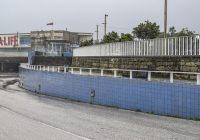Azulejos na Praça de Gonçalves Zarco começaram a ser recuperados