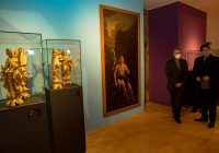 """""""Arte in Excelsis"""" – Exposição do património artístico e religioso do concelho de Valongo, no Museu Municipal, até ao final do ano"""