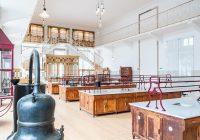 Universidade do Porto devolve à cidade espaço emblemático da história da Química: o renovado Laboratório Ferreira da Silva…
