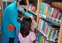 Biblioteca Itinerante de Ponte de Lima em ação pelo concelho