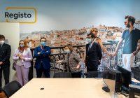 Conservatórias do registo civil e automóvel estão agora instaladas no Palacete dos Pestanas