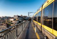 Área Metropolitana do Porto é a região do país com as melhores acessibilidades, segundo estudo da Fundação Francisco Manuel dos Santos