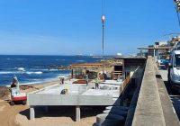 Reconstrução de restaurante em pleno areal da Praia do Ourigo gera polémica! Obra tem o aval das entidades responsáveis, mas a Agência Portuguesa do Ambiente poderá voltar atrás na sua decisão…