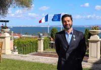 Tiago Guedes, diretor do Teatro Municipal do Porto, distinguido pelo Governo francês