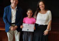 """""""Festival D'Artes do Bonfim"""" foi considerado um êxito… e jovem Angélica Resende, a vencedora! A iniciativa – dizem! – tem """"pernas para andar"""", mesmo depois do pelouro de Cultura da Junta… mudar de mãos"""