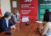 """CDU """"prestou contas"""" da atividade desenvolvida durante o mandato de 2017/2021! Saiba quem se candidata às freguesias do Porto… e as visitas feitas a zonas da cidade"""