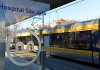 Estação do Metro junto ao Hospital São João está fechada até ao final do ano