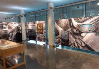 Memórias da indústria conserveira em exposição na Galeria da Biblioteca Municipal Florbela Espanca, em Matosinhos