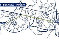 """Está lançado o concurso público para o """"BRT do Porto"""" que ligará a Rotunda da Boavista à Praça do Império em 2023"""