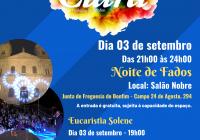 """No Bonfim (Porto): Festas de Santa Clara centram-se em """"Noite de Fados"""" a realizar pela Junta de Freguesia, no seu Salão Nobre"""
