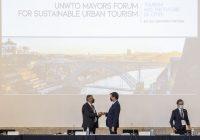 """Autarcas mundiais assinam """"Declaração do Porto"""" sobre o Turismo e o Futuro das Cidades"""