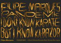 """""""Pandemic / I Don't Know Karate, but I Know Ka-Razor!"""" na Galeria Municipal do Porto até meados de novembro"""